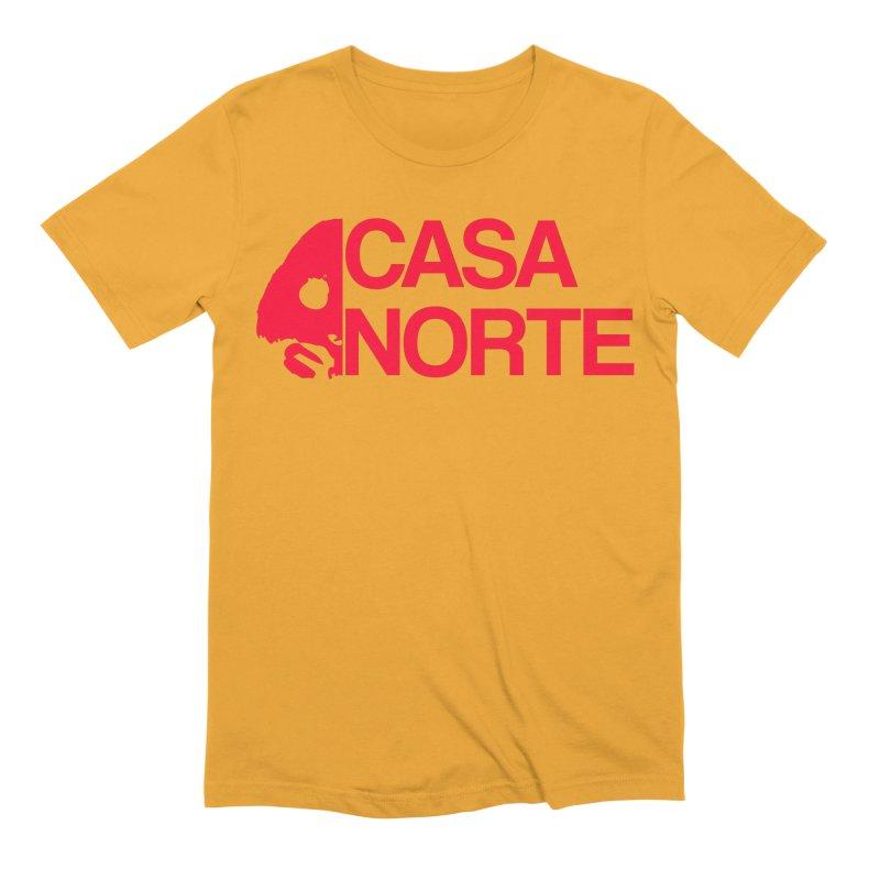 CasaNorte - Casa Norte HlfR Men's Extra Soft T-Shirt by Casa Norte's Artist Shop