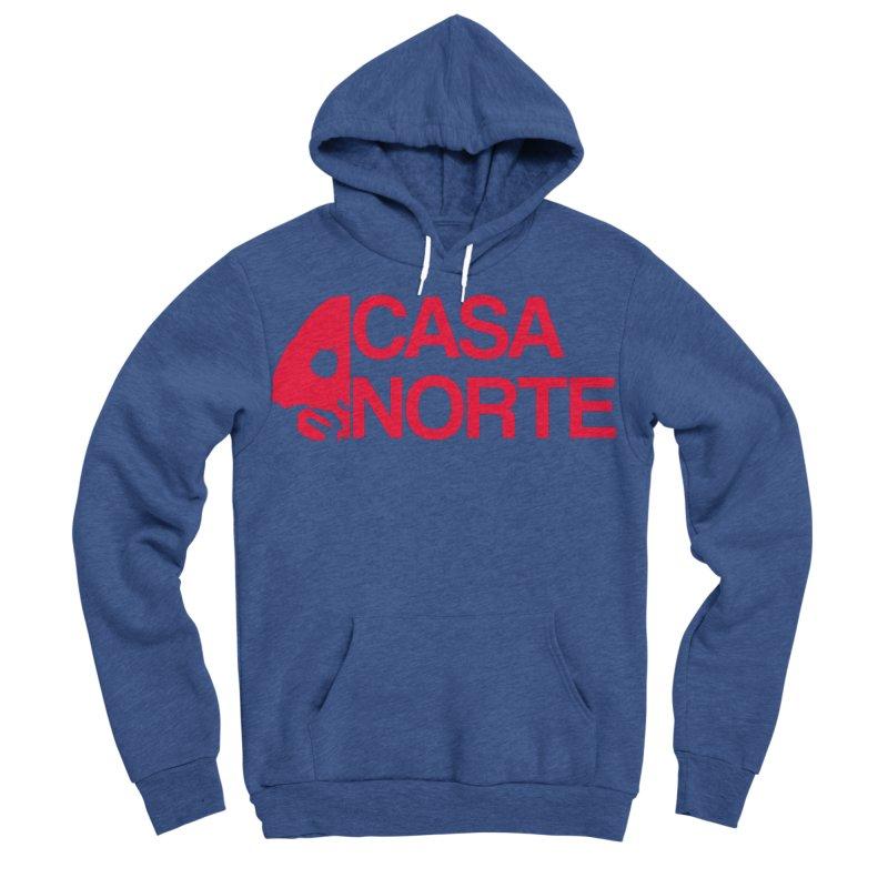 CasaNorte - Casa Norte HlfR Women's Sponge Fleece Pullover Hoody by CasaNorte's Artist Shop