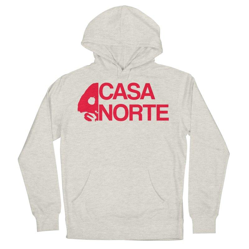 CasaNorte - Casa Norte HlfR Women's French Terry Pullover Hoody by Casa Norte's Artist Shop