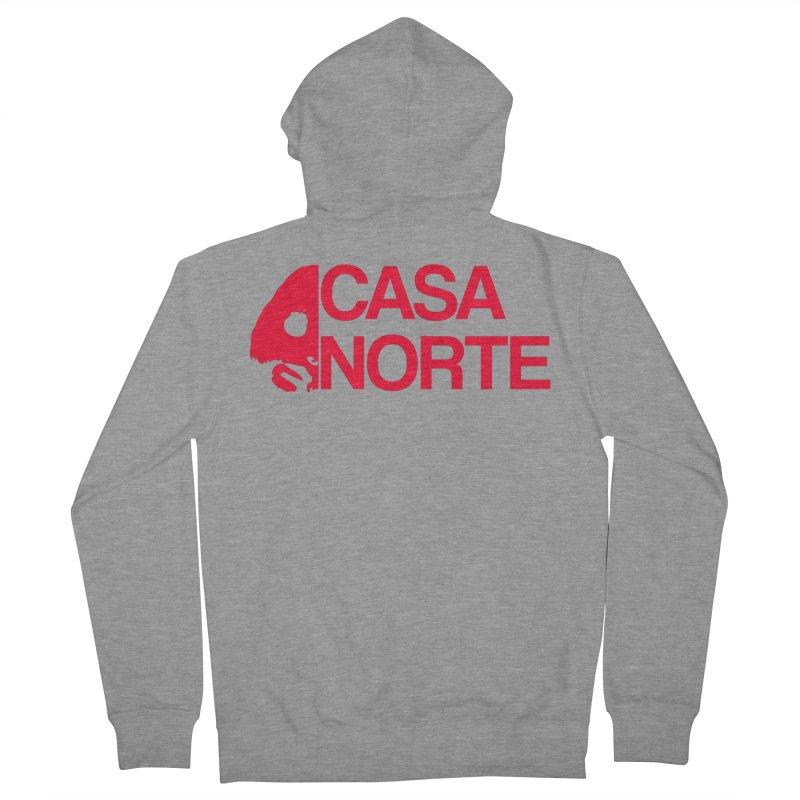 CasaNorte - Casa Norte HlfR Women's French Terry Zip-Up Hoody by Casa Norte's Artist Shop