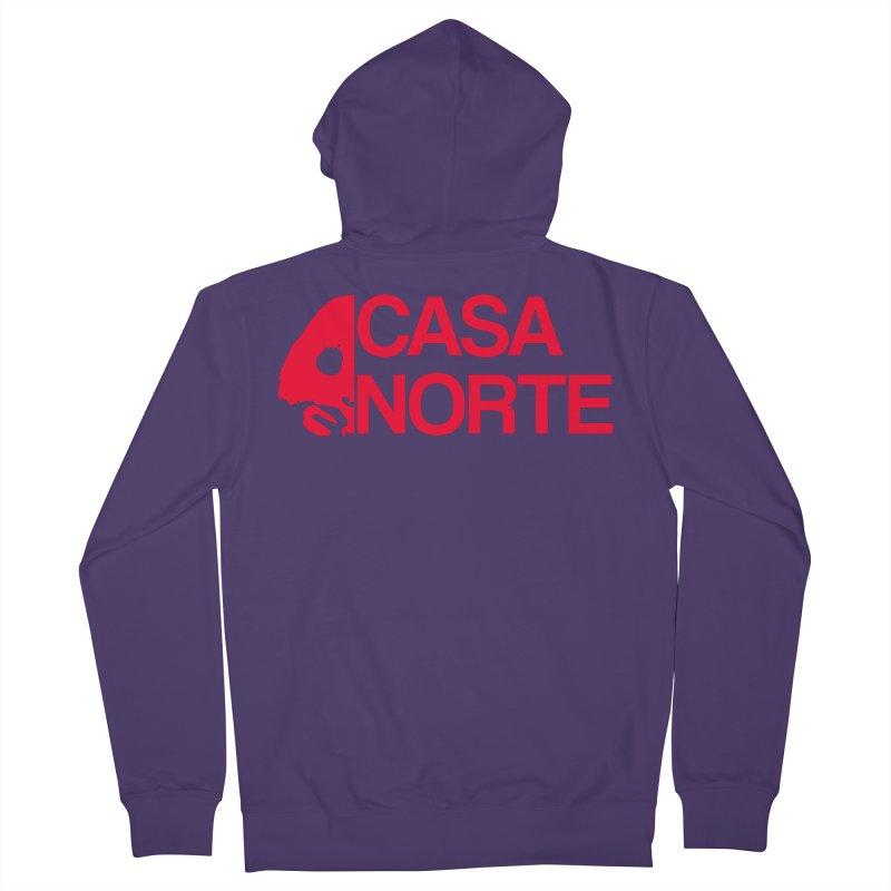 CasaNorte - Casa Norte HlfR Women's French Terry Zip-Up Hoody by CasaNorte's Artist Shop