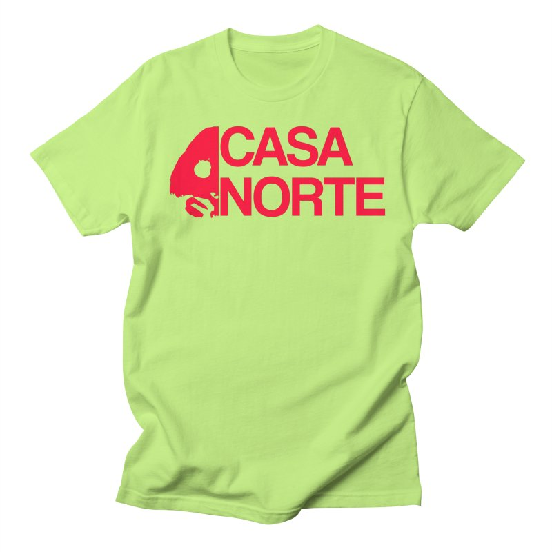 CasaNorte - Casa Norte HlfR Women's Regular Unisex T-Shirt by Casa Norte's Artist Shop