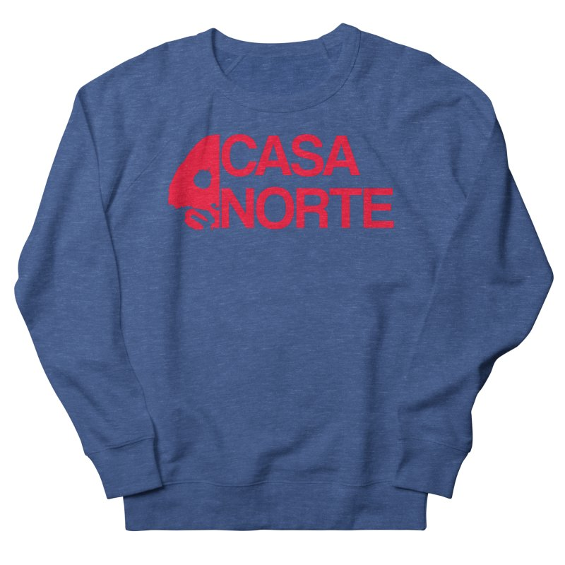 CasaNorte - Casa Norte HlfR Women's French Terry Sweatshirt by Casa Norte's Artist Shop