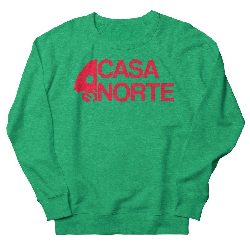 CasaNorte - Casa Norte HlfR Men's French Terry Sweatshirt by Casa Norte's Artist Shop