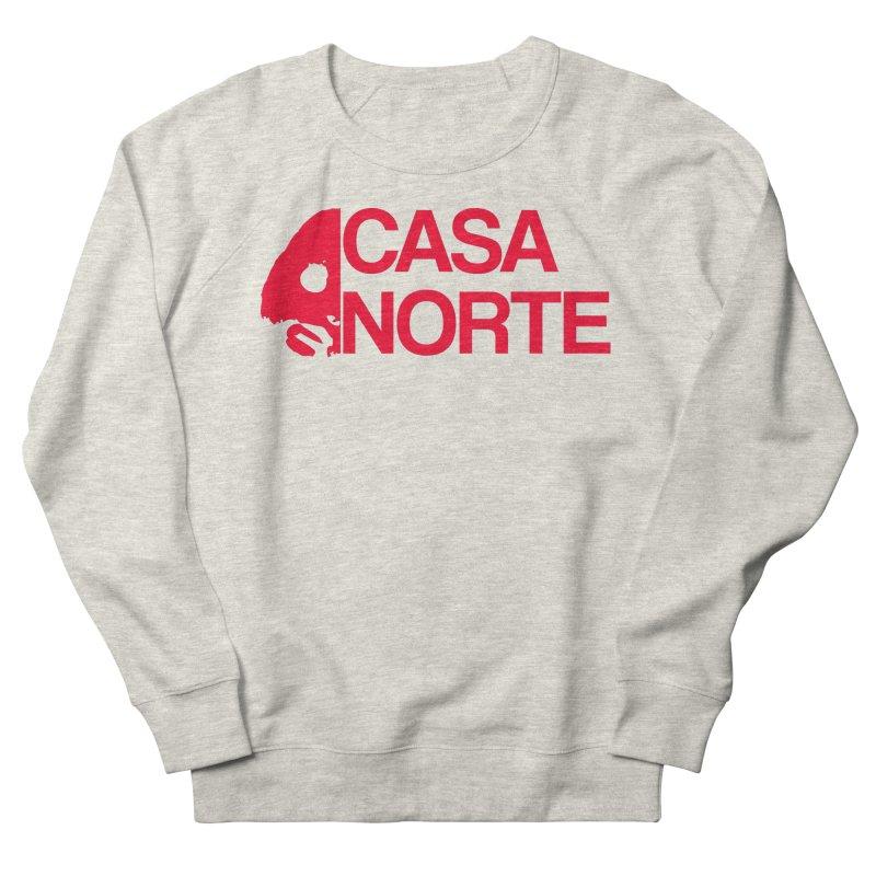 CasaNorte - Casa Norte HlfR Men's French Terry Sweatshirt by CasaNorte's Artist Shop