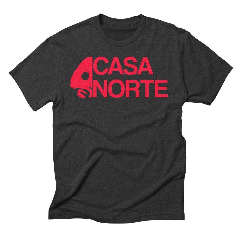 CasaNorte - Casa Norte HlfR Men's Triblend T-Shirt by CasaNorte's Artist Shop