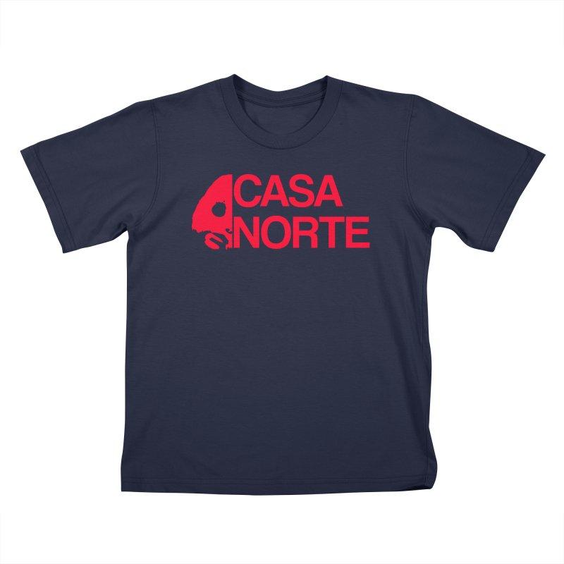CasaNorte - Casa Norte HlfR Kids T-Shirt by Casa Norte's Artist Shop