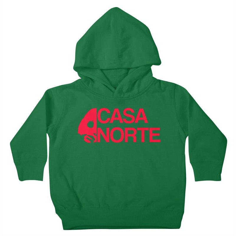CasaNorte - Casa Norte HlfR Kids Toddler Pullover Hoody by CasaNorte's Artist Shop