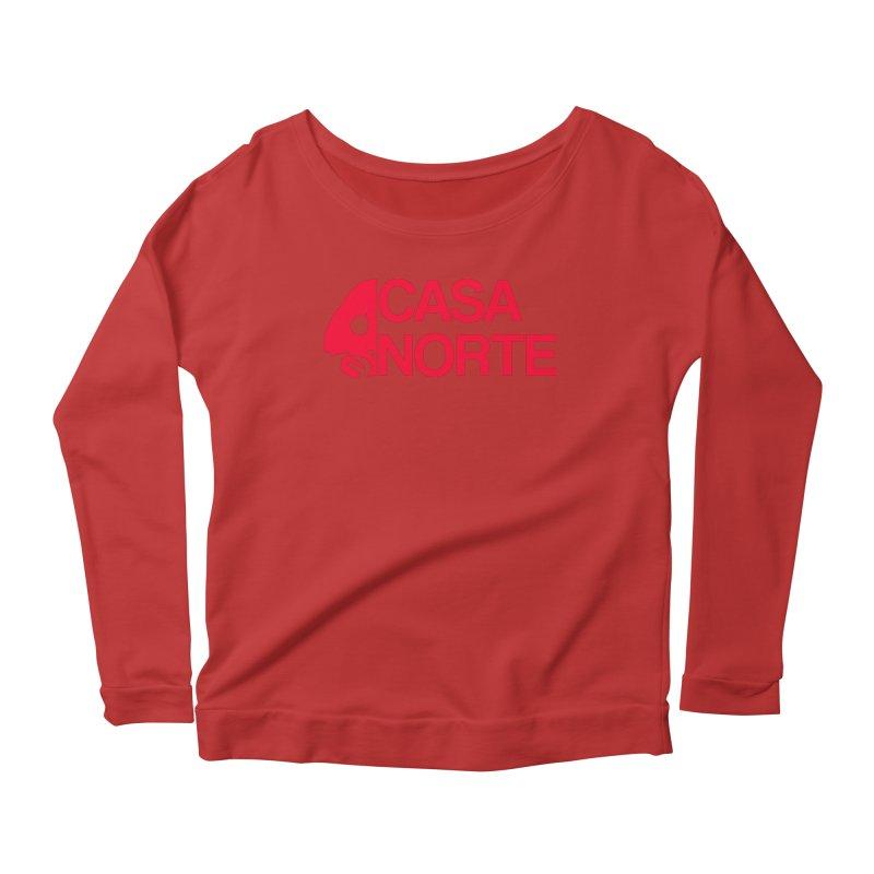 CasaNorte - Casa Norte HlfR Women's Scoop Neck Longsleeve T-Shirt by CasaNorte's Artist Shop