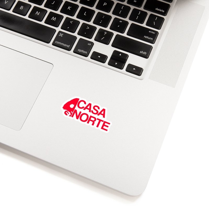 CasaNorte - Casa Norte HlfR Accessories Sticker by CasaNorte's Artist Shop
