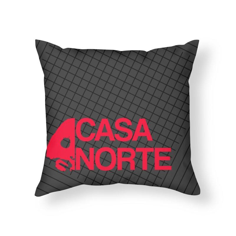 CasaNorte - Casa Norte HlfR Home Throw Pillow by CasaNorte's Artist Shop