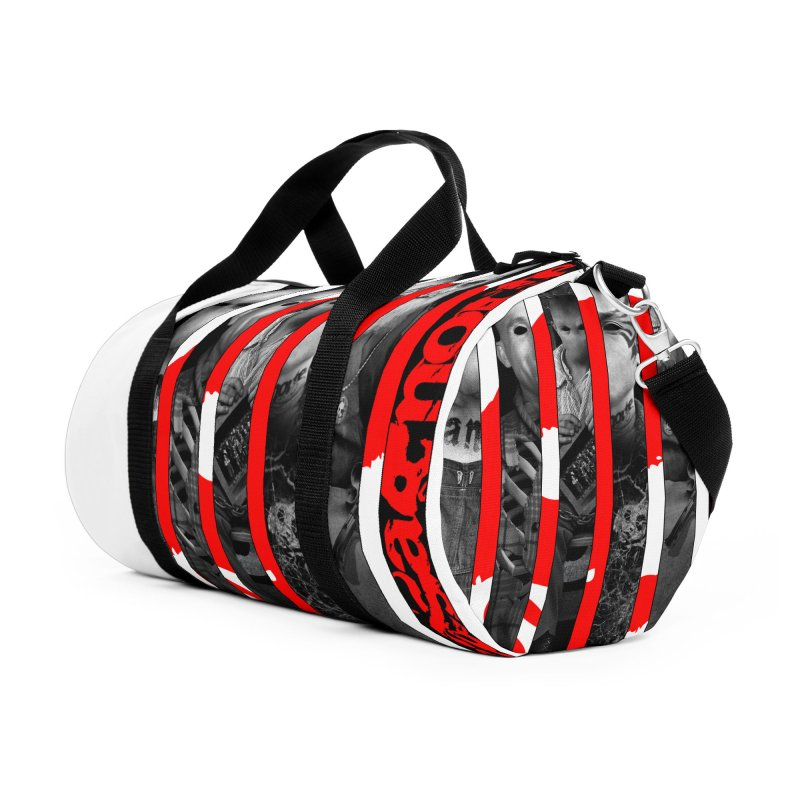 CasaNorte - Slice Accessories Duffel Bag Bag by Casa Norte's Artist Shop