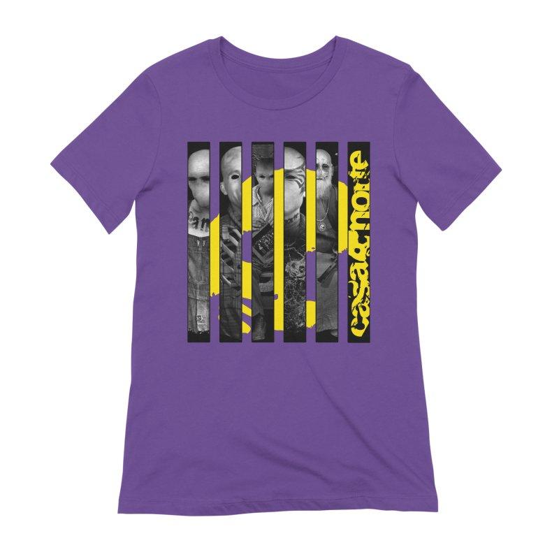 CasaNorte - Slice Women's Extra Soft T-Shirt by Casa Norte's Artist Shop