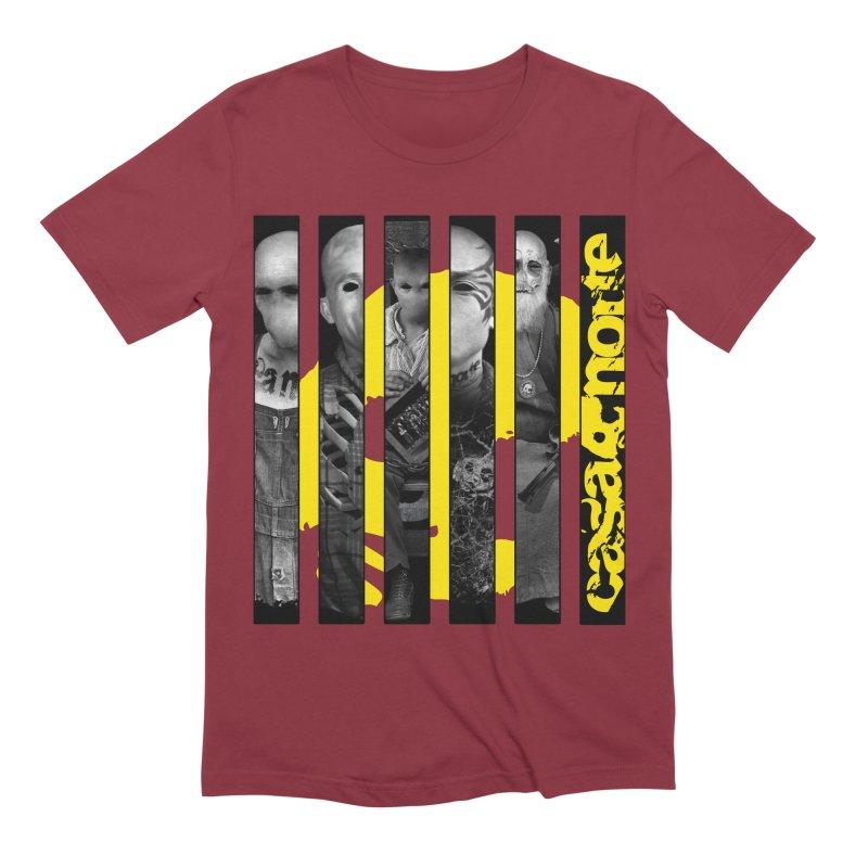 CasaNorte - Slice Men's Extra Soft T-Shirt by CasaNorte's Artist Shop