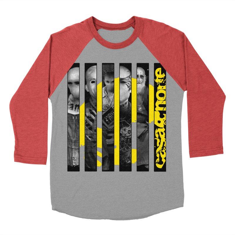 CasaNorte - Slice Women's Baseball Triblend Longsleeve T-Shirt by Casa Norte's Artist Shop