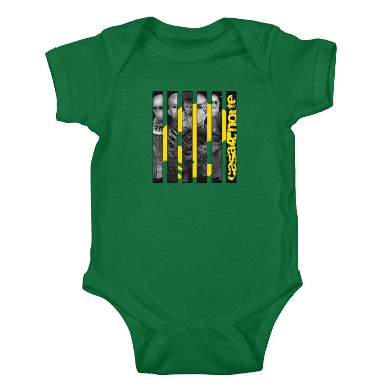 CasaNorte - Slice Kids Baby Bodysuit by Casa Norte's Artist Shop