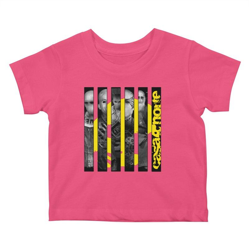 CasaNorte - Slice Kids Baby T-Shirt by CasaNorte's Artist Shop
