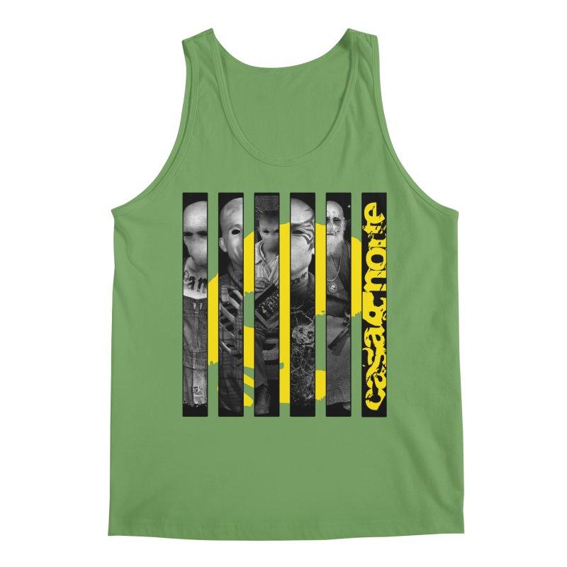 CasaNorte - Slice Men's Tank by Casa Norte's Artist Shop