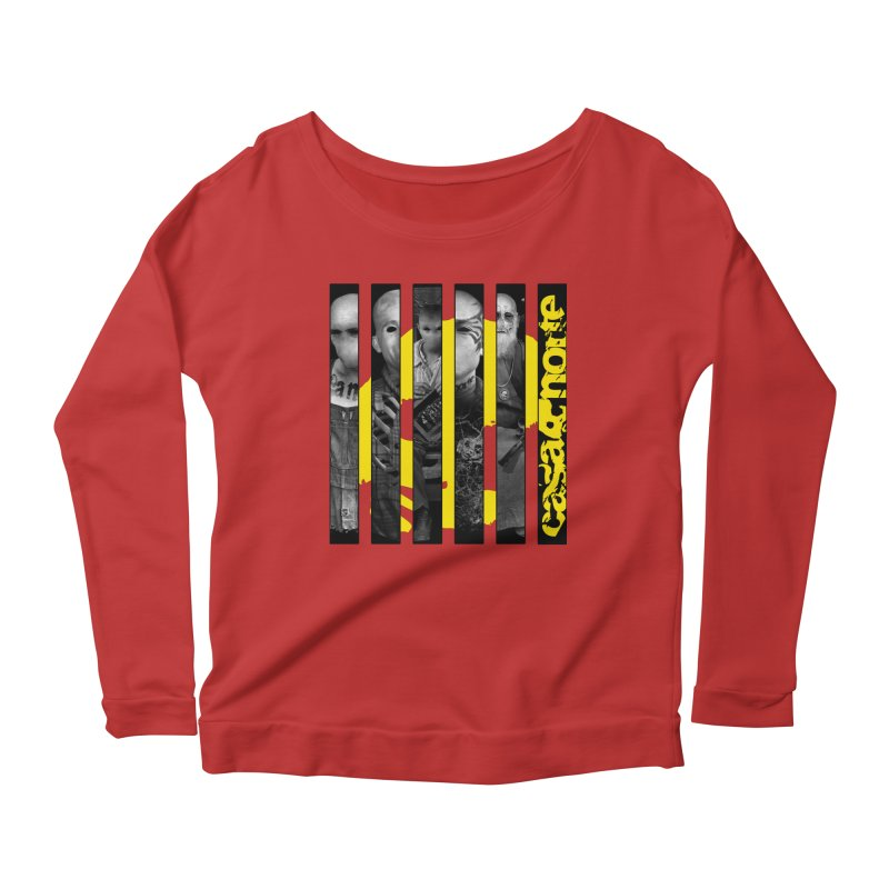 CasaNorte - Slice Women's Scoop Neck Longsleeve T-Shirt by CasaNorte's Artist Shop
