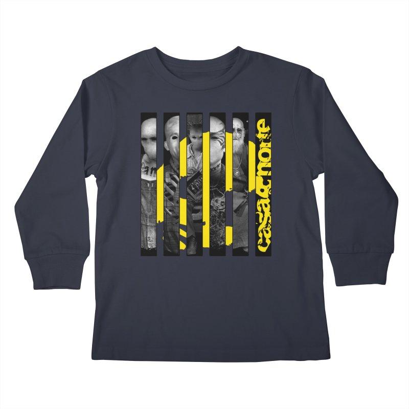 CasaNorte - Slice Kids Longsleeve T-Shirt by Casa Norte's Artist Shop