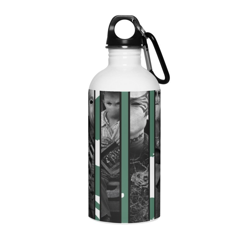 CasaNorte - Slice Accessories Water Bottle by Casa Norte's Artist Shop