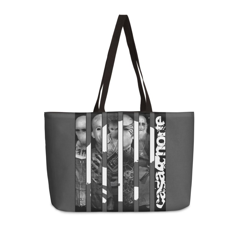 CasaNorte - Slice Accessories Bag by Casa Norte's Artist Shop