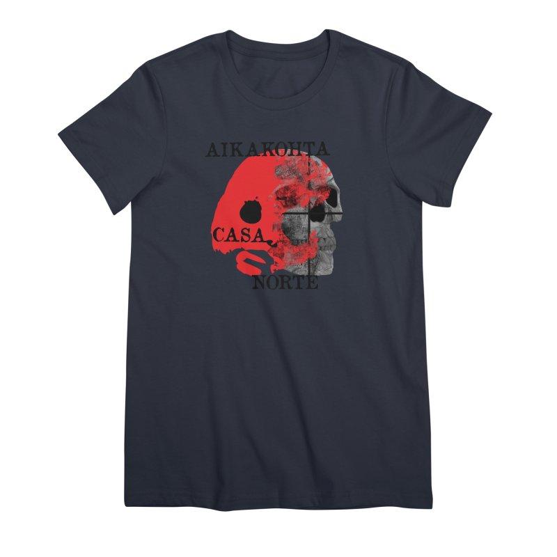 CasaNorte - Puolet Women's Premium T-Shirt by CasaNorte's Artist Shop