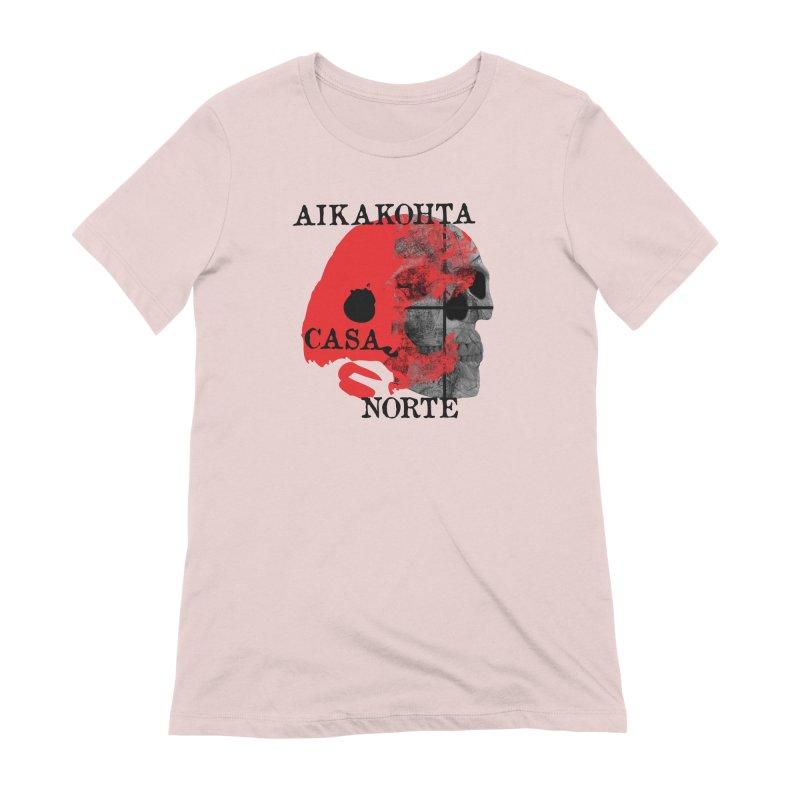 CasaNorte - Puolet Women's Extra Soft T-Shirt by Casa Norte's Artist Shop