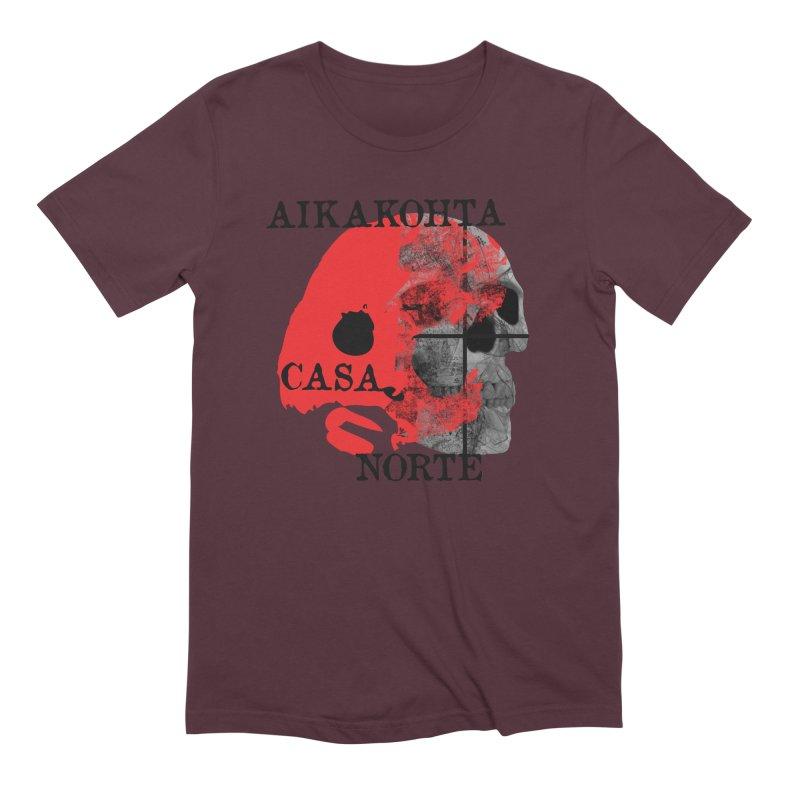 CasaNorte - Puolet Men's Extra Soft T-Shirt by CasaNorte's Artist Shop