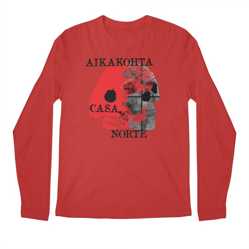 CasaNorte - Puolet Men's Regular Longsleeve T-Shirt by Casa Norte's Artist Shop