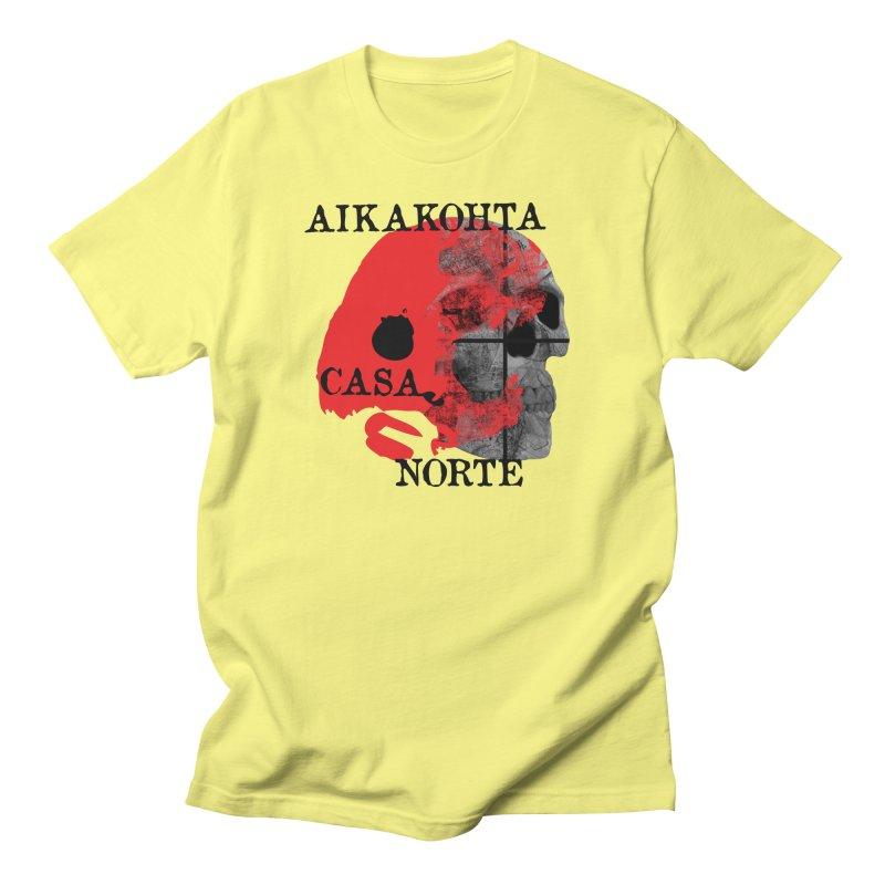 CasaNorte - Puolet Men's Regular T-Shirt by Casa Norte's Artist Shop