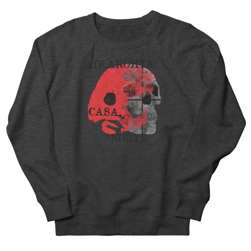 CasaNorte - Puolet Men's French Terry Sweatshirt by Casa Norte's Artist Shop