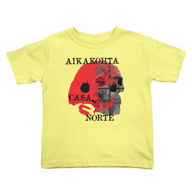 CasaNorte - Puolet Kids Toddler T-Shirt by CasaNorte's Artist Shop