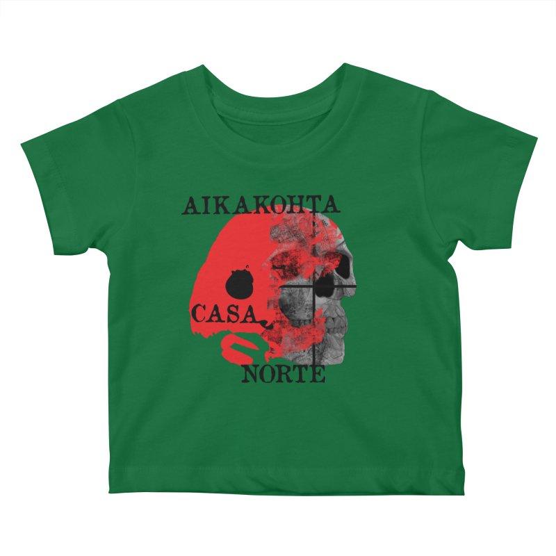 CasaNorte - Puolet Kids Baby T-Shirt by CasaNorte's Artist Shop