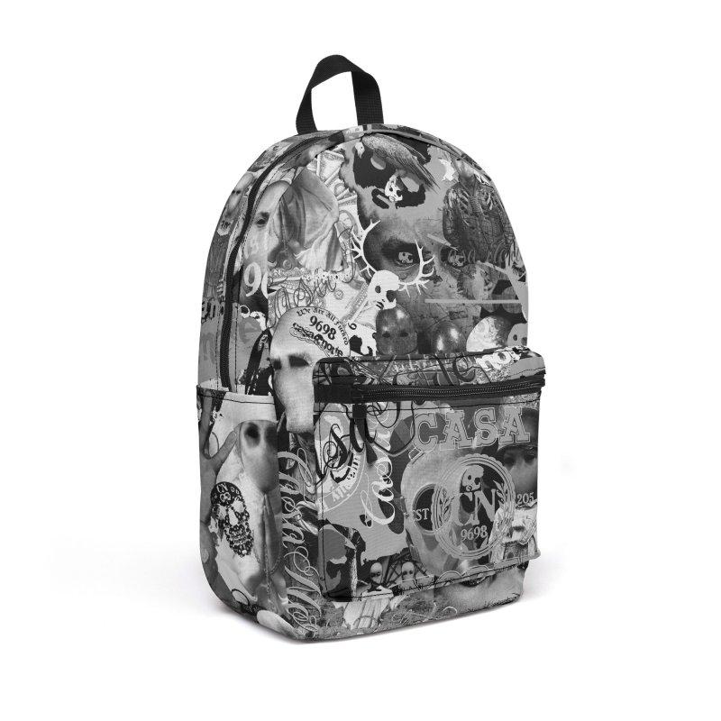 CasaNorte - CNWorldMV Accessories Backpack Bag by Casa Norte's Artist Shop