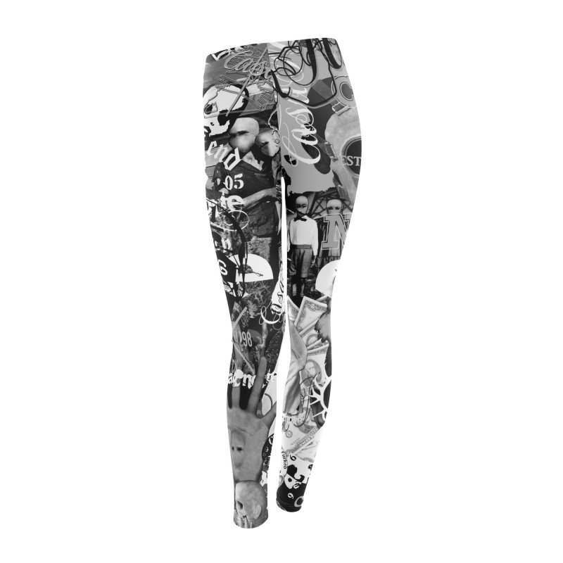CasaNorte - CNWorldMV Women's Leggings Bottoms by Casa Norte's Artist Shop