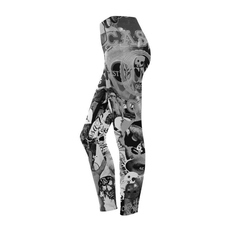 CasaNorte - CNWorldMV Women's Bottoms by Casa Norte's Artist Shop