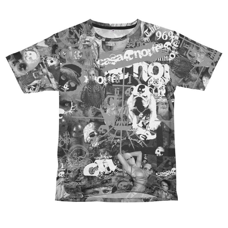 CasaNorte - CNWorldMV Men's French Terry T-Shirt Cut & Sew by Casa Norte's Artist Shop