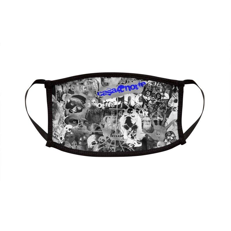 CasaNorte - CNWorldMV Accessories Face Mask by Casa Norte's Artist Shop