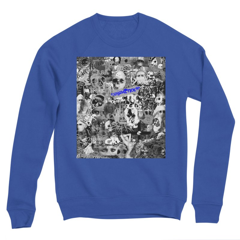CasaNorte - CNWorldMV Men's Sweatshirt by Casa Norte's Artist Shop