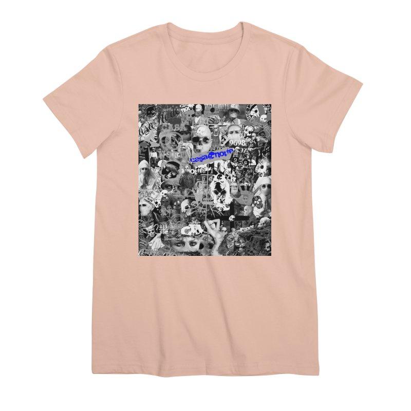 CasaNorte - CNWorldMV Women's Premium T-Shirt by Casa Norte's Artist Shop