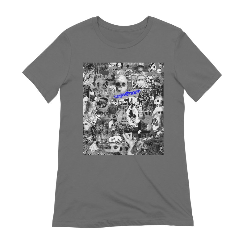 CasaNorte - CNWorldMV Women's T-Shirt by Casa Norte's Artist Shop