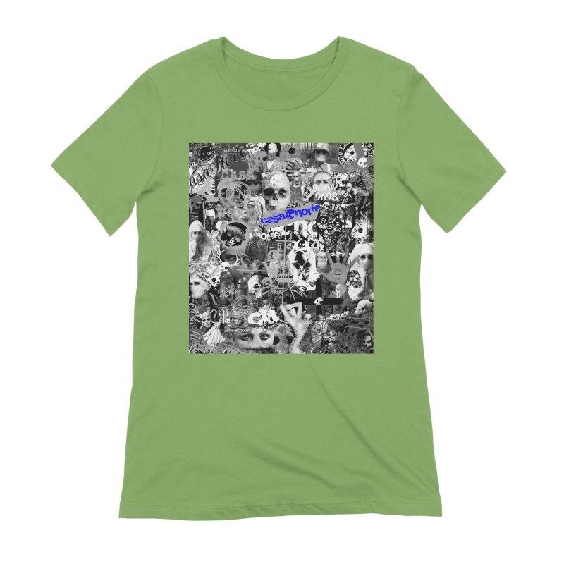 CasaNorte - CNWorldMV Women's Extra Soft T-Shirt by Casa Norte's Artist Shop