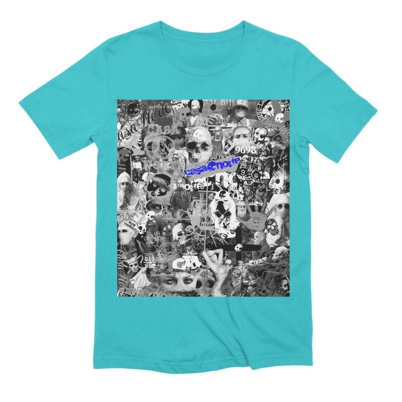 CasaNorte - CNWorldMV Men's Extra Soft T-Shirt by CasaNorte's Artist Shop