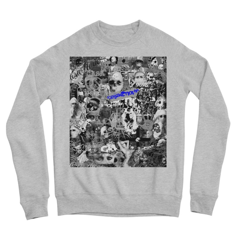 CasaNorte - CNWorldMV Men's Sponge Fleece Sweatshirt by Casa Norte's Artist Shop