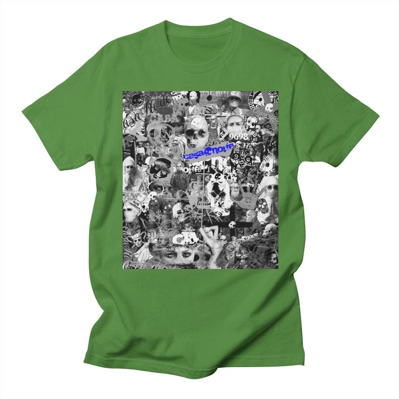 CasaNorte - CNWorldMV Men's Regular T-Shirt by Casa Norte's Artist Shop