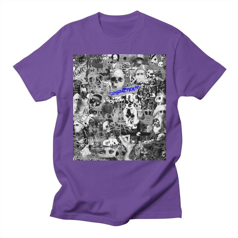 CasaNorte - CNWorldMV Men's T-Shirt by Casa Norte's Artist Shop