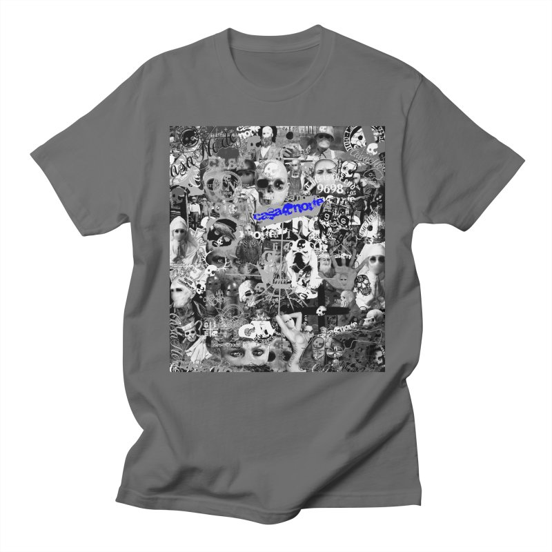 CasaNorte - CNWorldMV Men's T-Shirt by Casa Norte's Artist Shop