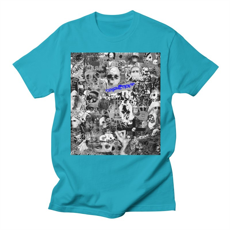 CasaNorte - CNWorldMV Men's Regular T-Shirt by Casa Norte's Artist Shop