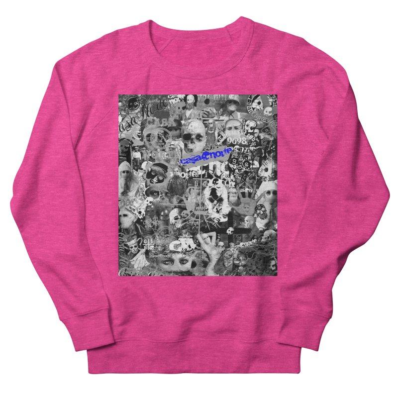 CasaNorte - CNWorldMV Women's French Terry Sweatshirt by Casa Norte's Artist Shop